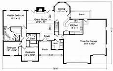 traditional style house plan 9076 princeton ii