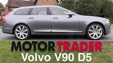 volvo v90 motoren volvo v90 d5 review motor trader magazine