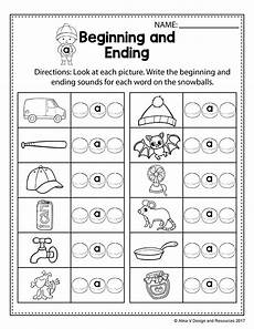 winter phonics worksheets 20073 free winter literacy worksheet for kindergarten no prep literacy worksheets cvc words