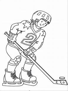 free hockey coloring pages sport coloring pages of pagestocolor toddler activities