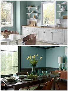 paint colors you re going to see everywhere in 2018 diy dining room paint colors blue