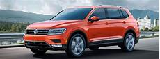 What Color Options Are Available For The 2018 Vw Tiguan