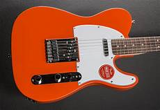 squire affinity telecaster squier affinity series telecaster competition orange w indian laurel dave s guitar shop