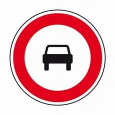 interdiction voiture cr6 panneau interdit aux voitures panneau interdiction panneau de circulation panneaux