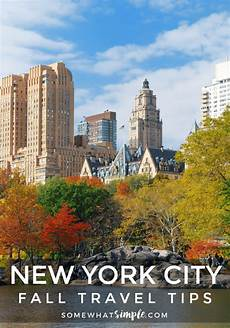 new york city travel guide of things to do in the fall