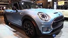 2017 mini cooper s clubman all4 exterior and interior