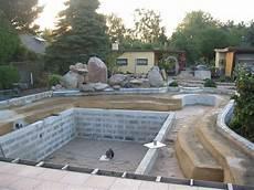 Schwimmteich Selber Anlegen - diy schwimmteich selber bauen pools ponds water