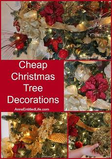 Cheap Decorations by Cheap Tree Decorations
