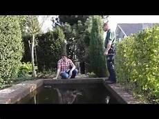 Gartenteich Kindersicher Machen - aufbauanleitung steck und teichzaun aus metallst 228 ben doovi