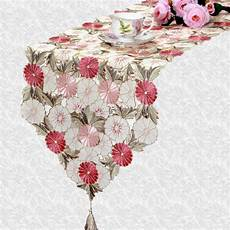chemin de table fleur runner collection