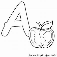 Ausmalbilder Buchstaben Ausdrucken Apple Buchstaben Zum Ausdrucken