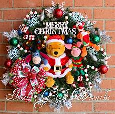 irish s wreaths where the difference is in the details 187 merry christmas winnie the pooh