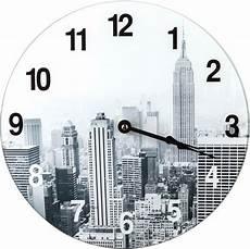 home affaire wanduhr 187 new york 171 kaufen otto
