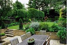 how to make small backyards bigger