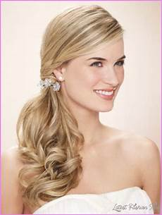 side hairstyles for prom prom hairstyles side ponytail latestfashiontips