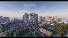 La Ville La Plus R 233 Aliste Dans Minecraft