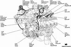 ford 4 6 wire diagram ford 150 4 6l engine diagram wiring diagram