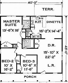 1500 sq feet house plans country style house plan 3 beds 2 baths 1500 sq ft plan