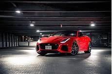exhaust notes 2019 jaguar f type svr car