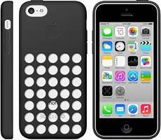 coque silicone iphone 5c noir