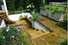10 small garden decking ideas real homes