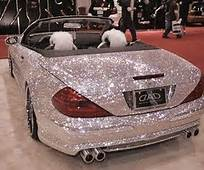 1000  Images About Bling Cars On Pinterest Glitter Car