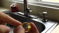 how to fix a leaky faucet kitchen how to fix a leaky kitchen faucet pfister cartridge