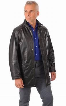 veste homme 3 4 veste 3 4 cuir chaud homme smarty la canadienne veste