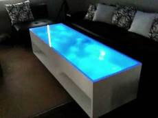 Coffee Tables With Lights