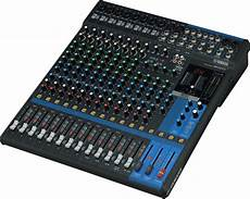 Yamaha Mg16xu 16 Channel Mixer With Compression Effects