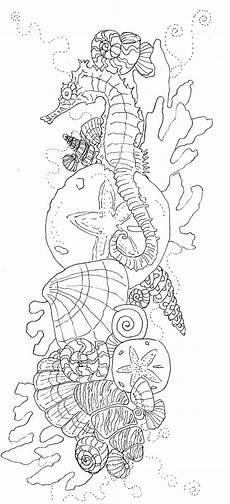 themed coloring pages 17626 dessin 224 colorier sur le th 232 me de la mer coloriage tatouage manchette dessin a colorier