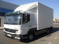 Used Mercedes Atego 1023 Cerrado Box Trucks Year