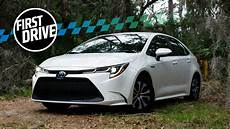 toyota corolla hybrid 2020 the 2020 toyota corolla hybrid has killed the prius and
