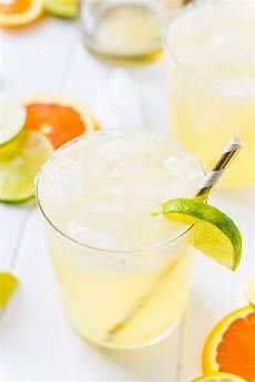 skinny margarita cocktail recipe sugar and soul
