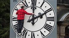 Zeitumstellung 2018 Heute Uhren Umstellen Nicht Vergessen