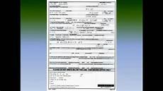 us passport application form sle youtube