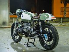 Moto Cafe Racer Di Serie