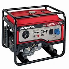 Stromerzeuger Diesel Honda - stromerzeuger benzin pramac stromerzeuger honda em 5500cxs