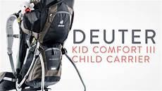 deuter kid comfort ii child carrier sun roof cover