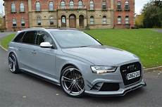 Audi Rs4 Kit For Audi A4 B8 Avant Estate Ebay