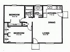 two bedroomed house plans best of 2 bedroom ranch style house plans new home plans