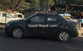 2017 New Maruti Swift Dzire Launch Date Expected Price