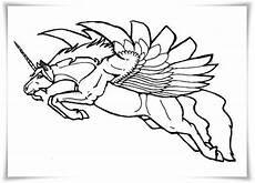 Malvorlagen Einhorn Pegasus Ausmalbilder Einhorn Pegasus