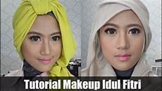 Tutorial Makeup Lebaran Nggak Sai 10 Menit