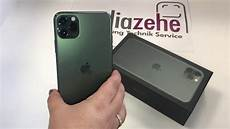 unboxing das neue iphone apple iphone 11 pro max