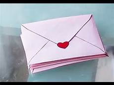 comment faire des enveloppes diy fabrication d une enveloppe tutoriel clair