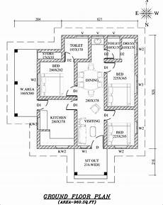 kerala style house plans free beautiful low budget kerala home plan in 960 sq ft under