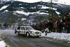 Historic Images From Rallye Monte Carlo In Photos Photo