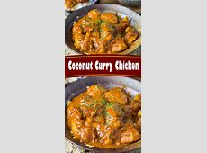 curry chicken recipe with curry powder