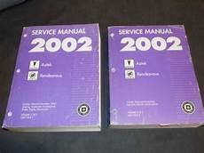 car repair manual download 2005 buick rendezvous head up display buick rendezvous repair manual ebay